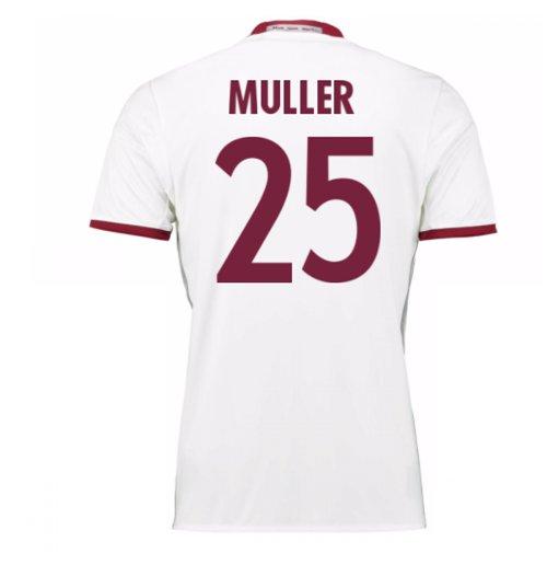 f5b4918fcaa22a Acquista Maglia Bayern Monaco 2016-2017 Third (Muller 25) da bambino