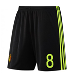 Pantaloncini Short Belgio Calcio 2016-2017 Home (8)