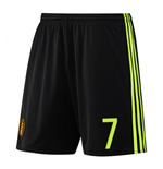Pantaloncini Short Belgio Calcio 2016-2017 Home (7)