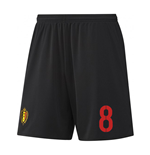 Pantaloncini Short Belgio Calcio 2016-2017 Away (8)