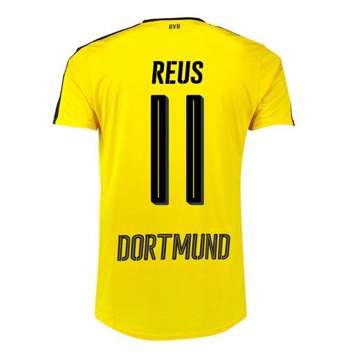 Maglia Borussia Dortmund 2016-2017 Home (Reus 11)