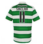 Maglia Celtic Football Club 2016-2017 Home (Sinclair 11)