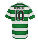 Maglia Celtic Football Club 2016-2017 Home (Dembele 10)