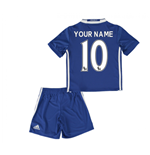 Mini Kit Chelsea 2016-2017 Home Personalizzabile