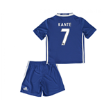 Mini Kit Chelsea 2016-2017 Home (Kante 7)
