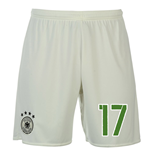 Pantaloncini Germania Away 2016/17 (17)