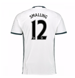 Maglia Manchester United 2016-2017 Third (Smalling 12)
