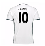 Maglia Manchester United 2016-2017 Third (Rooney 10)