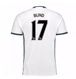 Maglia Manchester United 2016-2017 Third (Blind 17)