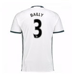 Maglia Manchester United 2016-2017 Third (Bailly 3)