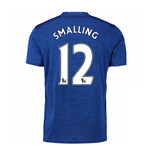 Maglia Manchester United 2016-2017 Away (Smalling 12)