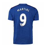 Maglia Manchester United 2016-2017 Away (Martial 9)