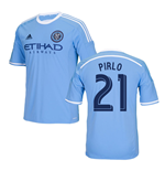 Maglia New York City 2016-2017 Home