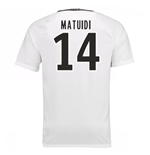Maglia Paris Saint-Germain 2016-2017 Third (Matuidi 14)