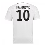 Maglia Paris Saint-Germain 2016-2017 Third (Ibrahimovic 10)