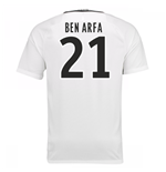 Maglia Paris Saint-Germain 2016-2017 Third (Ben Arfa 21)