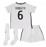 Mini Kit Paris Saint-Germain 2016-2017 Third (Verratti 6)