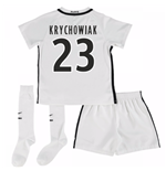 Mini Kit Paris Saint-Germain 2016-2017 Third (Krychowiak 23)