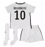 Mini Kit Paris Saint-Germain 2016-2017 Third (Ibrahimovic 10)