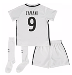 Mini Kit Paris Saint-Germain 2016-2017 Third (Cavani 9)
