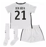 Mini Kit Paris Saint-Germain 2016-2017 Third (Ben Arfa 21)
