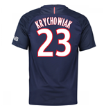Maglia Paris Saint-Germain 2016-2017 Home (Krychowiak 23)