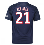 Maglia Paris Saint-Germain 2016-2017 Home (Ben Arfa 21)