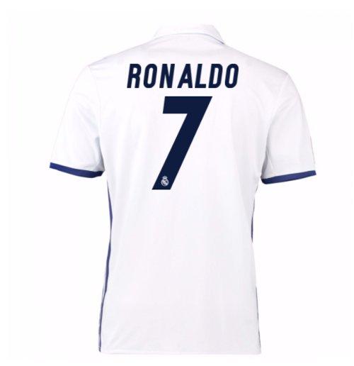 Maglia Real Madrid Home 2016/17 (Ronaldo 7)