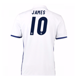 Maglia Real Madrid Home 2016/17 (James 10)