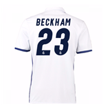 Maglia Real Madrid Home 2016/17 (Beckham 23)