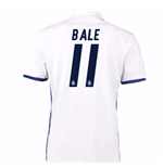 Maglia Real Madrid Home 2016/17 (Bale 11)