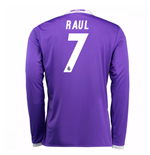 Maglia Real Madrid Away 2016/17 (Raul 7)