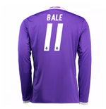 Maglia Real Madrid Away 2016/17 (Bale 11)