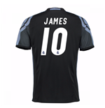 Maglia Real Madrid Third 2016/17 (James 10)