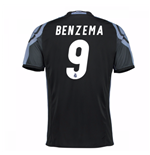 Maglia Real Madrid Third 2016/17 (Benzema 9)