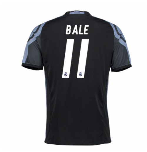 Maglia Real Madrid Third 2016/17 (Bale 11)