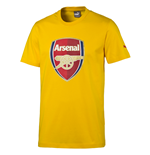 T-shirt Arsenal 2016-2017 (Giallo)