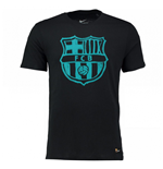 T-shirt Barcellona 2016/17 Nike Crest