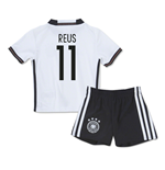Mini Kit Germania Home 2016/17 da bambino (Reus 11)