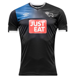 Maglia Derby County 2016-2017 Away