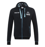Felpa Glasgow Warriors 2016-2017 (Nero)