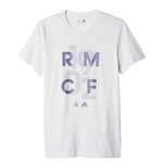 T-shirt Real Madrid 2016-2017 (Bianco)