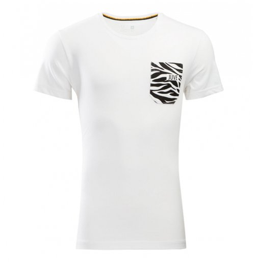 T-shirt Juventus 2016-2017 (Bianco) Adidas BET Graphic