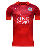 Maglia Leicester City F.C. 2016-2017 Away