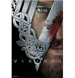 Vikings - Key Art (Poster Maxi 61x91,5 Cm)