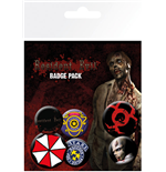 Resident Evil - Mix (Badge Pack)