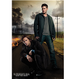 Supernatural - Sam And Dean (Poster Maxi 61x91,5 Cm)