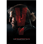 Metal Gear Solid V - Cover (Poster Maxi 61x91,5 Cm)