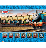 Thomas And Friends - Group (Poster Mini 40x50 Cm)