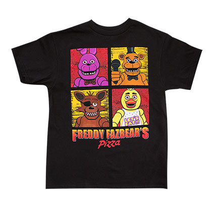 T-shirt Five Nights at Freddy's Pizza da ragazzi